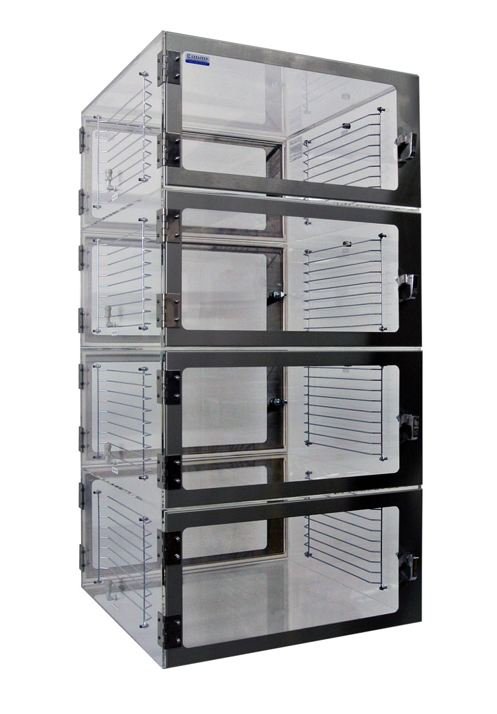 Pass-Through Desiccator Cabinets