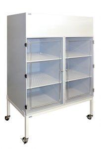 Laminar Flow Storage Cabinets