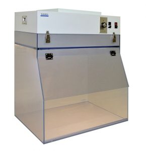 Portable Laminar Flow Hood Static