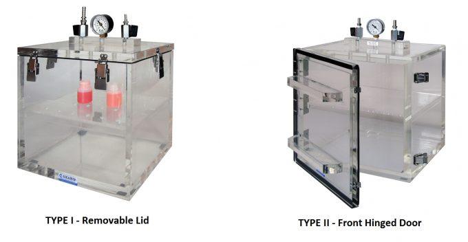 Vacuum Desiccator Cabinets