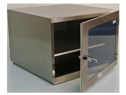 Stainless Steel Desiccator - 1600 Series